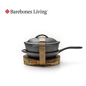 [BAREBONES LIVING] Cast Iron Kit 10 inch